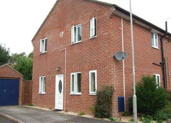 Thumbnail 3 bed semi-detached house to rent in St Lukes Court, Bridport, Dorset