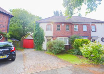 Thumbnail 3 bed semi-detached house to rent in Mayland Road, Birmingham