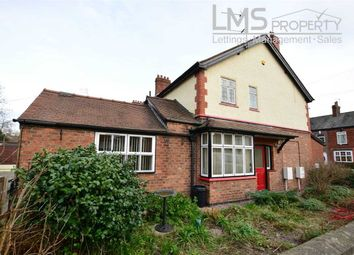 Thumbnail 3 bed detached house to rent in School Road, Winsford