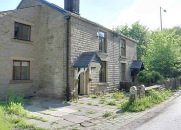 Thumbnail 3 bed cottage for sale in Blackburn Road, Egerton, Bolton