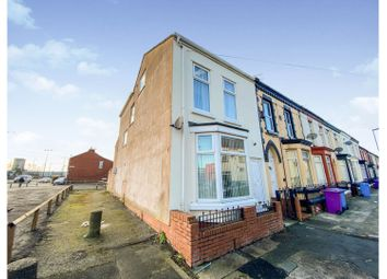 4 bed end terrace house for sale in Gresham Street, Liverpool L7