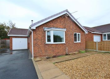 Thumbnail 3 bed detached bungalow for sale in Garth View, Hambleton, Selby