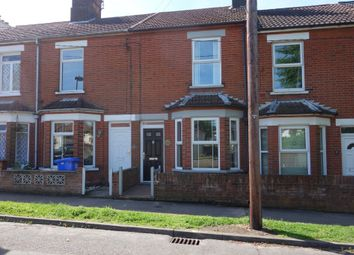 Thumbnail 2 bedroom terraced house for sale in Marlborough Road, Lowestoft