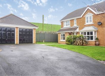 Thumbnail 4 bed detached house for sale in Waterside, Blackpool
