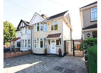 Thumbnail 4 bed semi-detached house to rent in Colindeep Lane, London