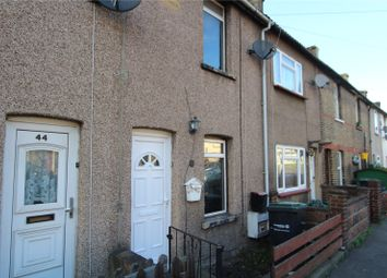 Thumbnail 2 bed terraced house for sale in Railway Street, Northfleet, Kent