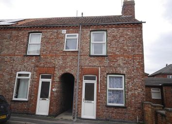 Thumbnail 2 bed end terrace house to rent in Hawthorn Street, Layerthorpe, York