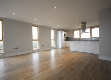 Thumbnail 3 bed flat to rent in East Acton Lane, Acton