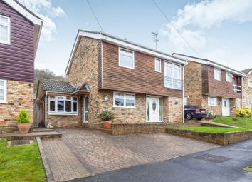Thumbnail 4 bed detached house for sale in Highwoods Drive, Marlow