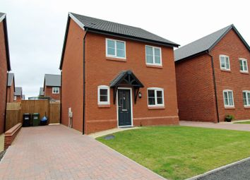 Thumbnail 3 bed detached house for sale in Sandhurst Way, Nesscliffe, Shrewsbury
