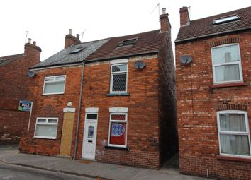 Thumbnail Semi-detached house for sale in Tower Street, Gainsborough