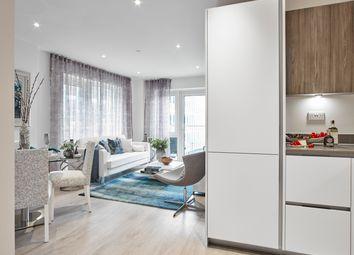 Thumbnail 2 bedroom flat for sale in Longfield Avenue, London