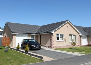 Thumbnail 3 bedroom detached bungalow for sale in Montgomerie Drive, Nairn
