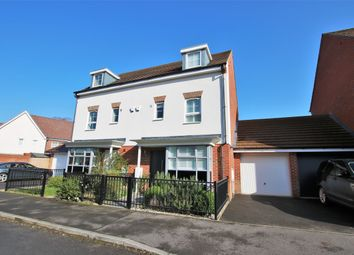 Thumbnail 4 bed semi-detached house for sale in 9 Whitlock Avenue, Wokingham, Berkshire