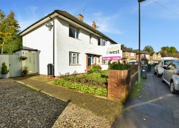 Thumbnail 2 bed maisonette for sale in The Crossways, Merstham, Surrey