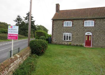 Thumbnail 3 bed cottage for sale in High Starling, Banham, Norwich