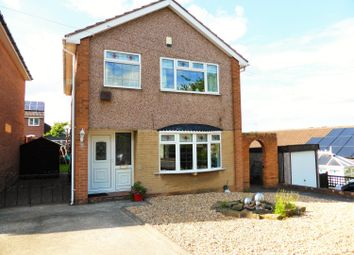 Thumbnail 3 bed detached house for sale in Sherburn Gate, Chapeltown, Sheffield
