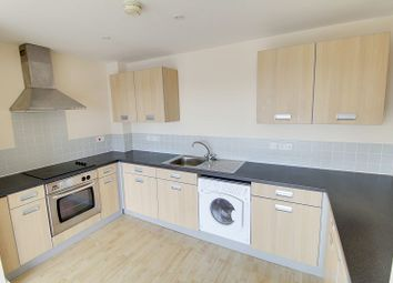 Thumbnail 2 bedroom flat for sale in The Apex, Peterborough