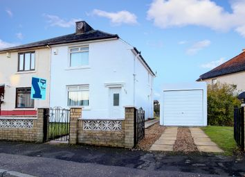 Thumbnail 2 bed semi-detached house for sale in Barshaw Drive, Paisley