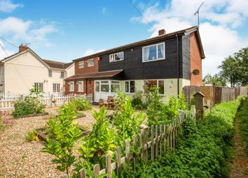 Thumbnail 5 bed detached house for sale in High Road, Swilland, Ipswich