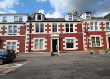 Thumbnail 1 bed flat for sale in 109, Nelson Street, Flat 2-1, Largs KA309Jf
