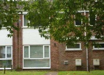 Thumbnail 3 bed terraced house for sale in Woodlands Way, Mildenhall
