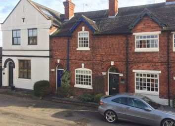Thumbnail 2 bed terraced house for sale in Small Lane, Eccleshall, Staffordshire