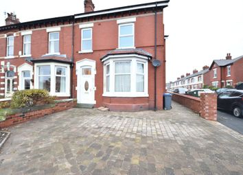 Thumbnail 2 bed flat to rent in Bryan Road, Blackpool, Lancashire