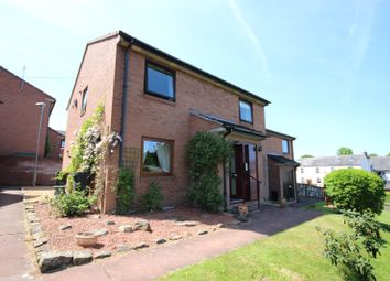 Thumbnail 2 bed flat for sale in 26 Showfield, Brampton, Cumbria