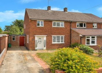 Thumbnail 3 bed semi-detached house for sale in Flint Way, St.Albans