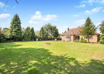 Thumbnail 2 bed bungalow for sale in Eastgate, Louth Road, Wragby, Market Rasen
