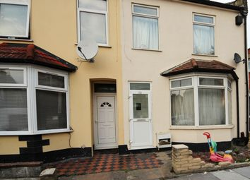 Thumbnail 2 bedroom terraced house for sale in Francis Avenue, Ilford