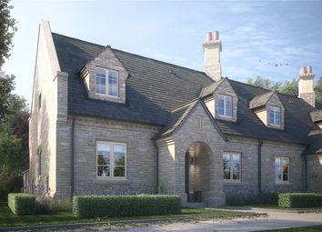 Thumbnail 3 bed terraced house for sale in Brampton Manor Gardens, Brampton Park, Brampton, Huntingdon