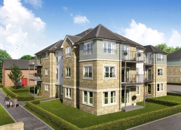 "Thumbnail 2 bed flat for sale in ""Dewar"" at Cherrytree Gardens, Bishopton"