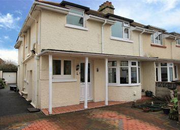Thumbnail 4 bed semi-detached house for sale in Orient Road, Paignton