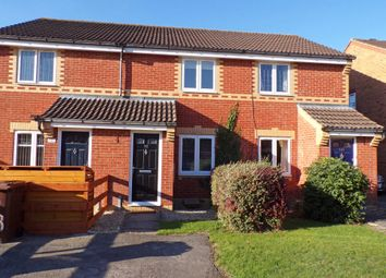 Thumbnail 2 bed terraced house for sale in Merganser Drive, Bicester
