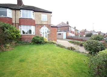 Thumbnail 3 bed semi-detached house for sale in Graveleythorpe Road, Halton, Leeds