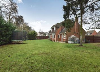 Thumbnail 5 bedroom detached house for sale in Bramley Meadows, Newport Pagnell