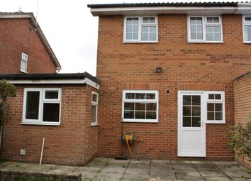 Thumbnail 4 bedroom semi-detached house for sale in Gifford Road, Swindon
