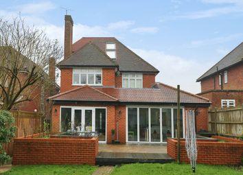 Thumbnail 4 bed detached house to rent in Wendan Road, Newbury, Berkshire
