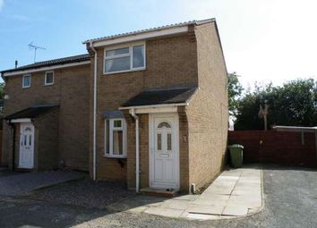 Thumbnail 2 bed semi-detached house to rent in Azalea Court, Yaxley, Peterborough