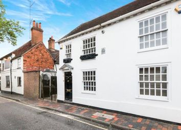 Thumbnail 1 bed terraced house for sale in Park Row, Farnham