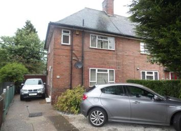 Thumbnail 3 bedroom end terrace house for sale in Northwood Crescent, Nottingham, Nottinghamshire