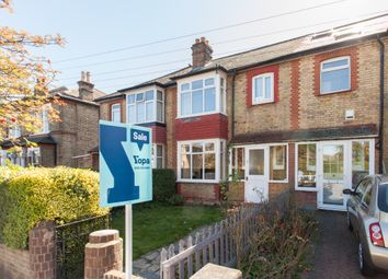 Thumbnail 3 bed terraced house for sale in Burghill Road, London
