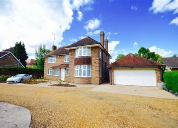 Thumbnail 4 bed detached house for sale in Poplars Farm Road, Barton Seagrave, Kettering