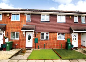 Thumbnail 2 bed terraced house for sale in Cobham Close, Sidcup, Kent
