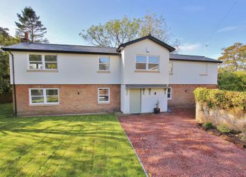 Thumbnail 4 bed detached house for sale in School Hill, Lower Heswall, Wirral