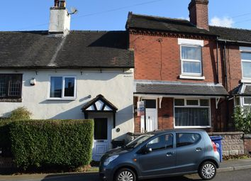 Thumbnail 2 bed cottage for sale in Honeywall, Penkhull, Stoke-On-Trent