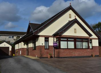 Thumbnail 4 bed detached bungalow for sale in Yr Hafod, Saron, Ammanford
