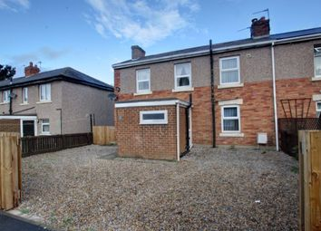 Thumbnail 3 bed semi-detached house for sale in Fletcher Crescent, Houghton Le Spring